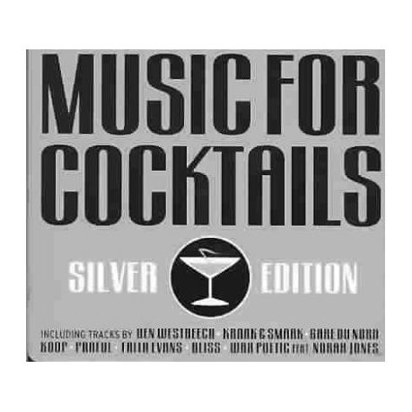 Music for cocktails silver edition (cd, compilation) | discogs.