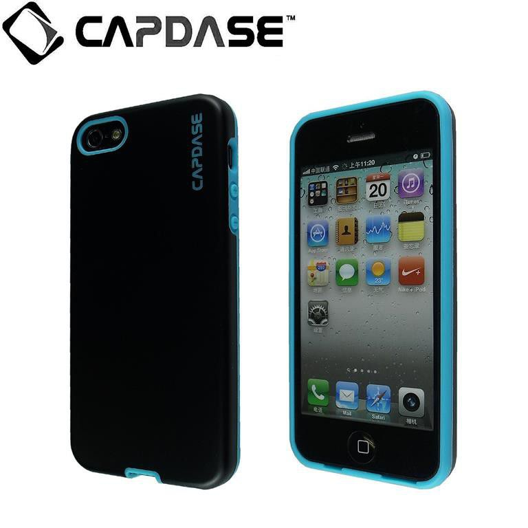 Capdase Soft Jacket Xpose Solid Case iPhone 5 and 5S iMediaStores Source · Capdase Soft Jacket