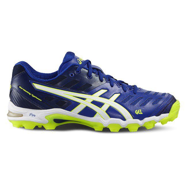 Men s ASICS Gel Hockey Typhoon 2 Hockey Shoes Loading zoom