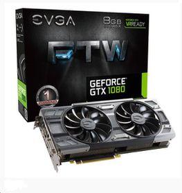 EVGA GeForce GTX1080 8GB FTW GDDR5X Graphics Card