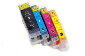 Canon Compatible Combo Pack Cyan/Magenta/Yellow BCI-3