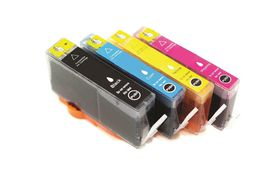 HP Compatible Ink Combo Pack Black/Cyan/Magenta/Yellow HP655/655