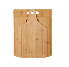 Eco - 3 Piece Bamboo Cutting Board