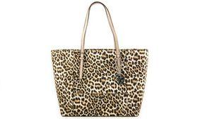 Guess DelaneyTote Bag in Leopard