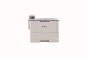 Brother HLL6400DW 50ppm, High-Speed Black & White Duplex Laser Printer
