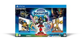 Skylanders Imaginators: Starter Pack (PS4)