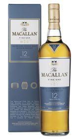 The Macallan - Fine Oak 12 YO Whisky - 750ml