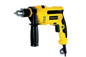 Stanley - 650W Impact Drill - Yellow