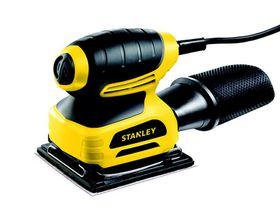 Stanley - 220W Quarter Sheet Sander - Yellow