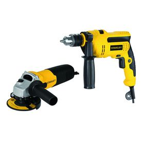 Stanley - Drill and Grinder Combo - Yellow