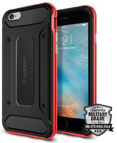 SPIGEN Neo Hybrid Case for iPhone 6s - Red