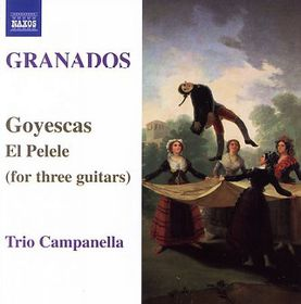 Granados:Goyescas (for Three Guitars - (Import CD)