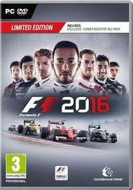 F1 2016 (PC DVD)