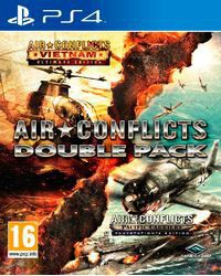 Air Conflicts Double Pack (Vietnam & Pacific Carriers) (PS4)