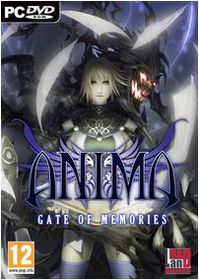 Anima: Gate of Memories (PC DVD)