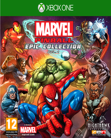 Marvel Pinball (Xbox One)