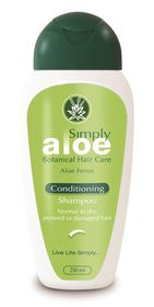 Simply Aloe Conditioning Shampoo - 250ml