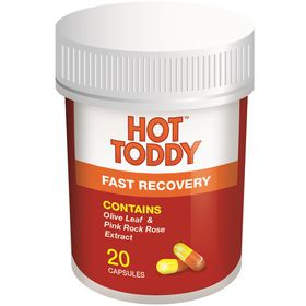 Hot Toddy Fast Recovery