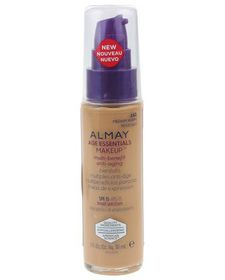 Almay Anti Aging Foundation  - Medium Warm