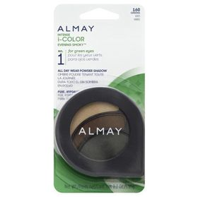 Almay Intense  I Color Evening Smoky - Greens