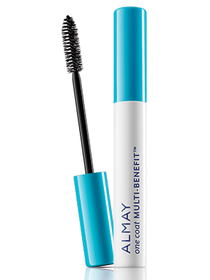 Almay One Coat Multi Benefit Mascara - Blackest Black
