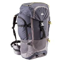 QUECHUA  DECATHLON Forclaz 70 Hiking Backpack - Light Grey