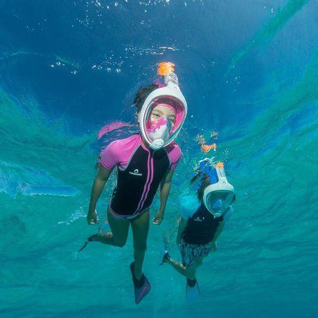 Resultado de imagem para decathlon snorkel