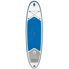 Tribord Decathlon Inflatable 10'7 Stand Up Paddle - Blue