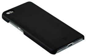 YU Black Leather Rigid Case For Mi5