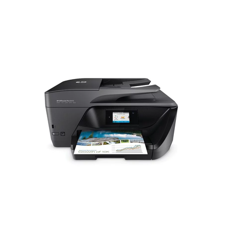 HP OfficeJet Pro 6970 4-in-1 Wi-Fi Inkjet Printer | Buy