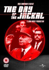 Day of the Jackal, The - (Australian Import DVD)