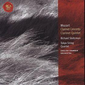 Stoltzman Richard - Clarinet Concerto K622 / Quintet K581 (CD)