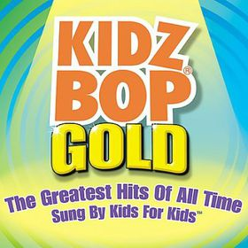 Kidz Bop Gold - (Import CD)