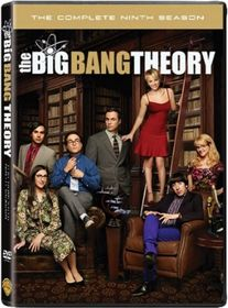 The Big Bang Theory Season 9 (DVD)