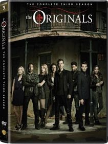 The Originals Season 3 (DVD)