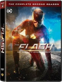 The Flash Season 2 (DVD)