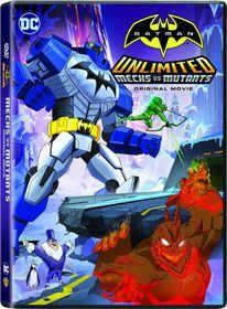 Batman Unlimited: Mechs Vs Mutants (DVD)