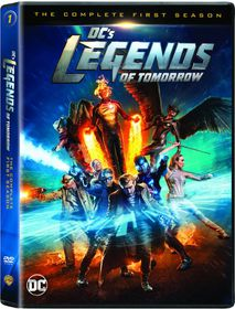 DC Legends Of Tomorrow Season  1 (DVD)