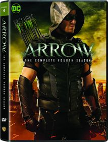 Arrow Season 4 (DVD)