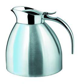 Isosteel - 1 Litre Table-line Vacuum Pot - Silver