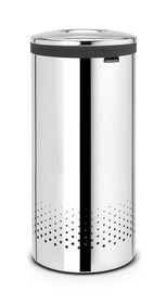 Brabantia - 35 Litre Laundry Bin - Silver