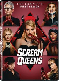 Scream Queens Season 1 (DVD)