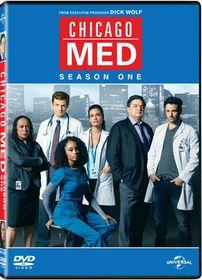 Chicago Med Season 1 (DVD)