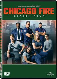 Chicago Fire Season 4 (DVD)
