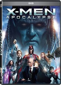 X-Men Apocalypse (DVD)