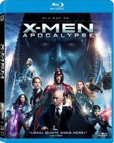 X-Men Apocalypse (3D Blu-ray)