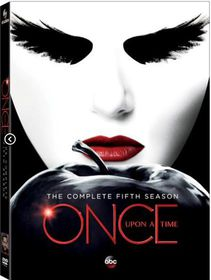 Once Upon A Time Season 5 (DVD)