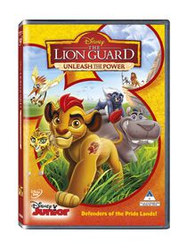 The Lion Guard: Unleash The Power (DVD)