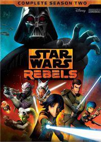Star Wars Rebels Season 2 (DVD)