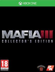 Mafia III Collector's Edition (Xbox One)